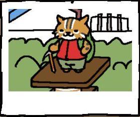 ねこあつめレア猫