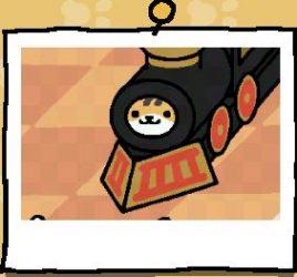 機関車顔0