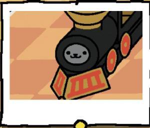 はいいろ機関車